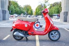 Rent Scooter Bucharest 4