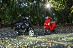 Rent Vespa Bucharest 3