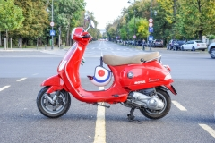 Scooter rentals Bucharest 1