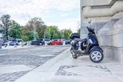 Scooter rentals Bucharest 2