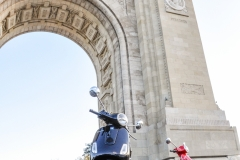 Scooter rentals Bucharest 5