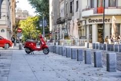 Vespa rentals Bucharest 3
