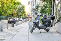 Vespa rentals Bucharest 5