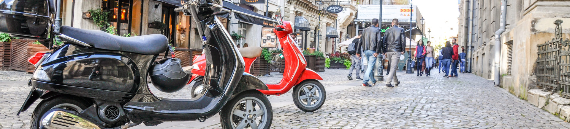 Rent Scooter Bucharest
